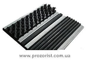 Грязезащитные решетки 15 мм и 25 мм высота профиля - Грязезащитная решетка - РЕЗ