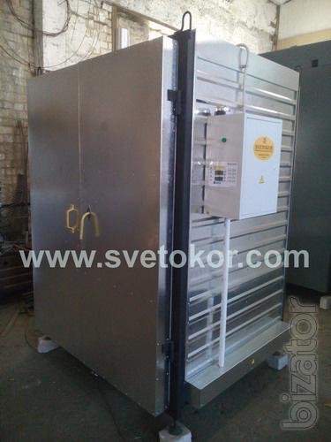 Порошковое оборудование - Печь полимеризации