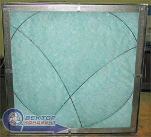Фильтры воздушные вентиляционные - Фильтры воздушные ячейковые унифицированные Ф