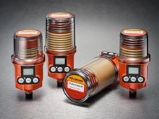 Автоматическое  устройство смазки - Автоматическое одноточечное устройство смазк