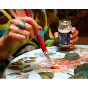 Творческие мастер-классы для детей и взрослых - Декупаж - мастер класс для детей