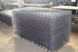 Сетка для отсечки бетона 12х12х1 - Сетка кладочная  50х50х3