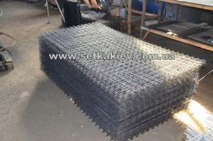 Сетка для отсечки бетона 12х12х1 - Сетка для кирпичной кладки 50х50х4
