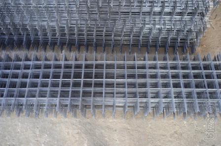 Сетка для отсечки бетона 12х12х1 - Армопояс 50х50х5