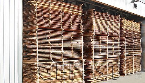 GEFEST DKA  — Энергоэффективные сушильные камеры для сушки древесины. - GEFEST D