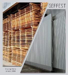 GEFEST - современные сушильные камеры и комплексы для сушки древесины высокого к