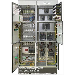 Системы оперативного постоянного тока (СОПТ) - Шкафы ввода АБ и ЗУ