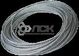 Канаты для подъёмников ZLP - Канат стальной оцинкованный д.8.3 мм для ZLP 630
