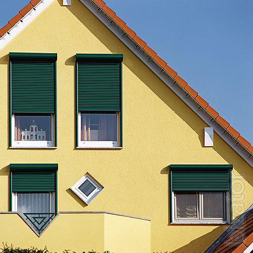 Защитные роллеты для дачи, частных домов, коттеджей. - Роллеты для частного дома