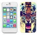 Чехол Тигр на iPhone 4/4s