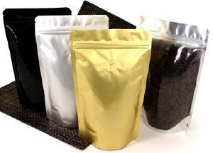 Пакет для кофе с клапаном дегазации