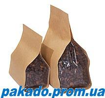 Пакет Стабило из крафт-бумаги -  пакеты с боковыми закладками и дном