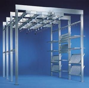 Подвесные пути для мясокомбинатов и холодильных цехов - оборудование