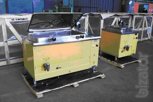 тепловое пищевое оборудование - Котел пищеварочный КЭ-250