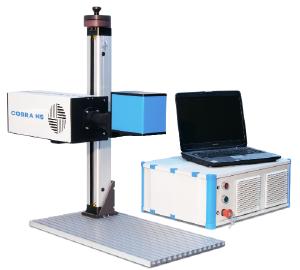 Нанесение даты на упаковку - лазерный маркиратор COBRA NS