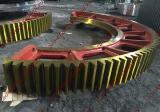 венцы и вал-шестерни для шаровой мельницы - Предлагаем запчасти к шаровой бараба
